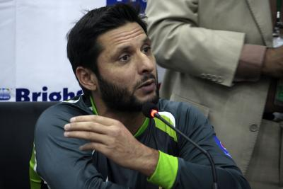 Afridi named icon player for Euro T20 Slam