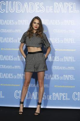Cara Delevingne forced to talk about sex in front of father