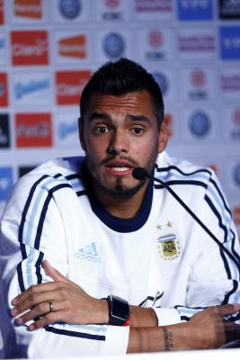 Romero delighted after extending contract with Man U