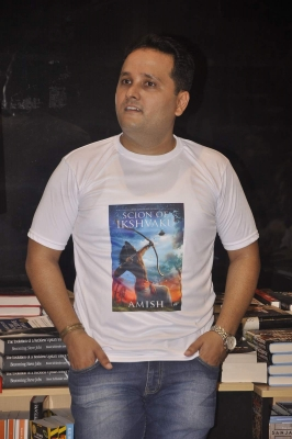 Amish Tripathi announces first non-fiction work