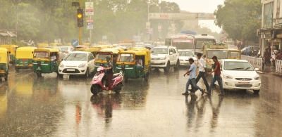 Pleasant morning in Lucknow after heavy rains
