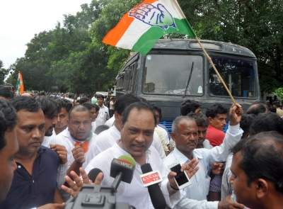 Central observers meet Congress leaders in Odisha amid infighting