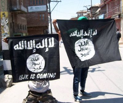 Islamic State beheads two Iraqi officers
