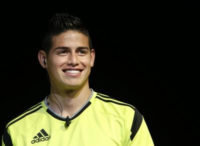James named in Colombia squad for World Cup qualifiers