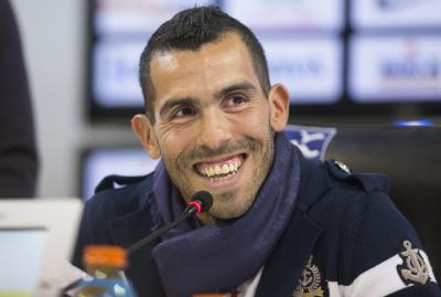 Argentine Tevez underperforming in China