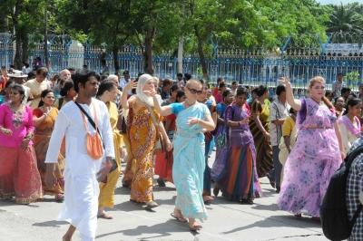 Foreign devotees to offer traditional dishes to Lord Jagannath during Rath Yatra