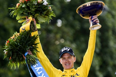 Froome thanks fans for support after accident