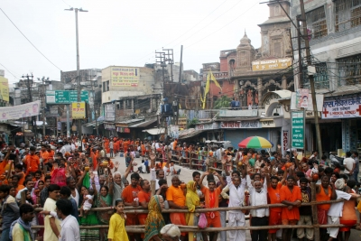 Tough norms for Varanasi temples during 'Saawan'