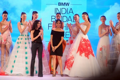 Lakme Fashion Week finale inspired by #FreeYourLips (IANS Exclusive)