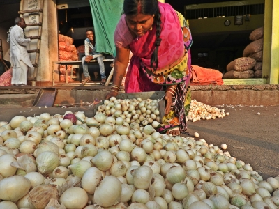 India s wholesale inflation in May doubles Y-o-Y to 4.43% (Lead)