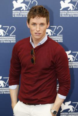 Eddie Redmayne doesn t think about the audience