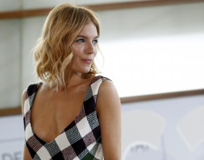 When Sienna Miller cried on reading a film script