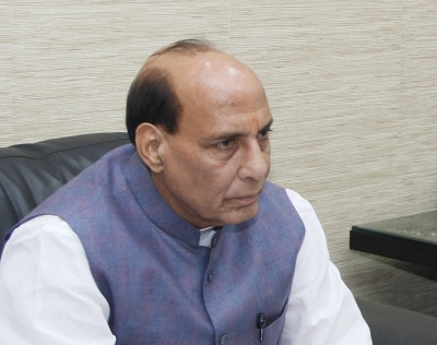 100th satellite launch a landmark: Rajnath