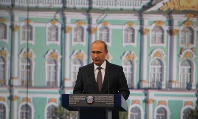 Putin says will run for President in 2018