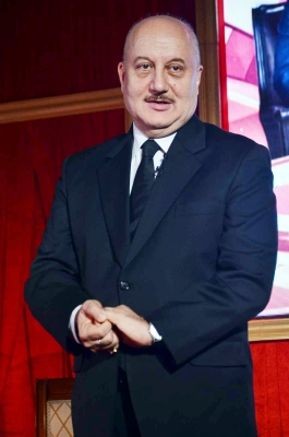 Never cared about naysayers: Anupam Kher