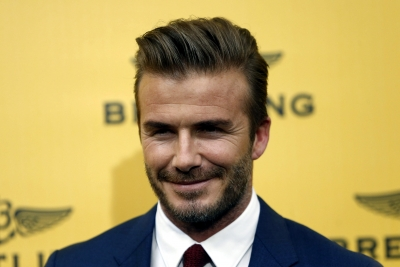 David Beckham wants to buy Victoria an island