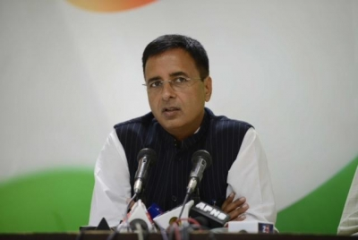 Modi government exerted pressure on EC over Gujarat poll dates: Congress (Lead)