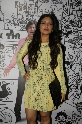 I love make-up: Bhumi Pednekar