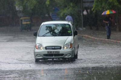Drizzles in Delhi, Wednesday to see rain too