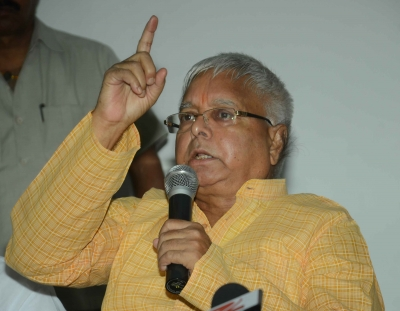 Lalu demands CBI probe in Rs 500 crore scam