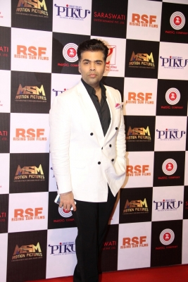 KJo to be back with next  cuppa  of  Koffee With Karan  (Lead)