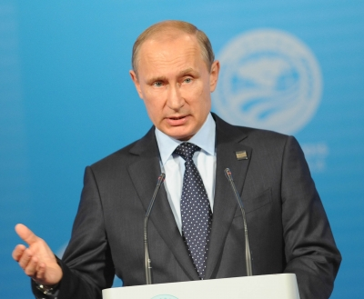 Putin allows athletes to compete at Winter Olympics as neutrals (Lead)