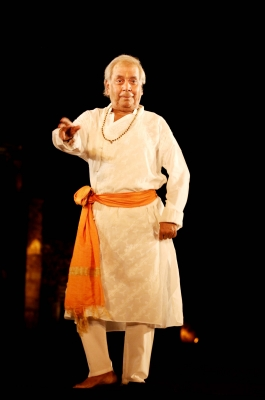 Blessed to watch Pandit Birju Maharaj perform live: Remo