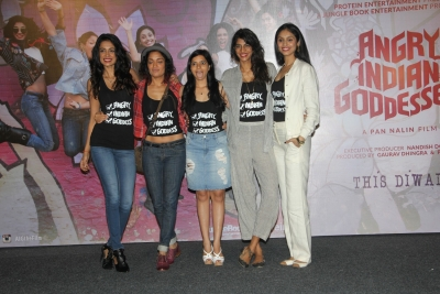 'Angry Young Goddesses set precedent for female buddy films in India'