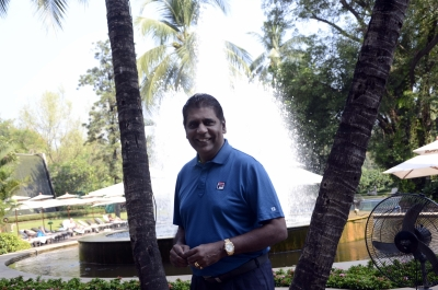 Vijay Amritraj graces Roland Garros India opening party