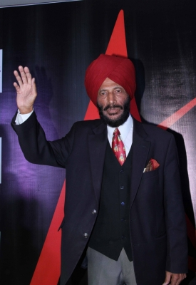 Milkha appointed WHO ambassador