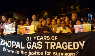 Bhopal gas tragedy victims still suffer from obesity and thyroid problems