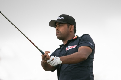Golfer Lahiri tied 8th at CIMB Classic