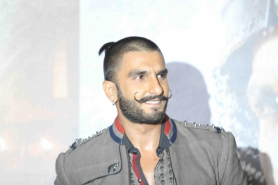My focus in life right now is acting, films: Ranveer Singh (IANS Interview)