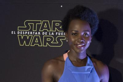 Lupita Nyong o wants own Marvel movie
