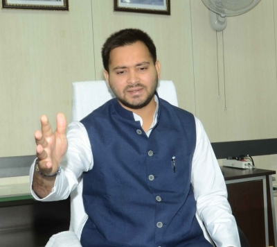Tejashwi Yadav questions Nitish Kumar s silence on scams
