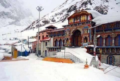 Badrinath shrine shuts for winter break