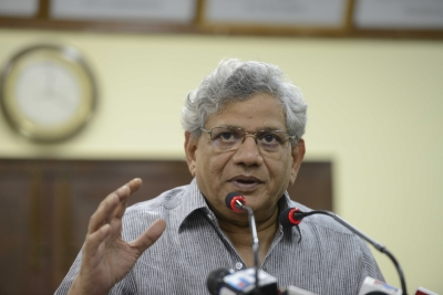 Press US for action in Indian engineer s killing: Yechury