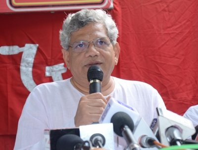 Yechury urges Rajnath to convene tripartite meet over Darjeeling unrest