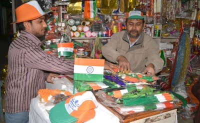 Tricolour sales dip sharply due to pandemic