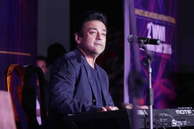 Never a  Dal  moment during my Srinagar concert: Adnan Sami
