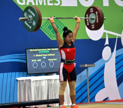 Manipuri weightlifters aim for Asian Games gold