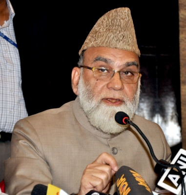 Bukhari greets people on Eid, voices concern over lynching incidents