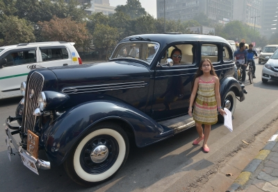Down memory lane: A car rally that became a movement (Societal Feature)