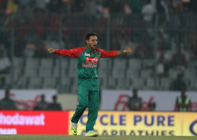 Bangladesh recall Arafat, Al-Amin for India T20 series