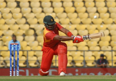 Masakadza breaks T20I record in his final int'l game