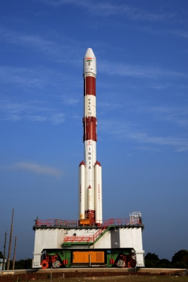 Countdown begins for PSLV lift-off with two UK satellites