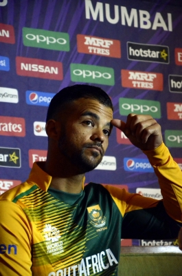 S.African JP Duminy bids adieu to Test cricket