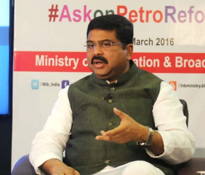 Pradhan suggests Odisha reduce tax on fuel