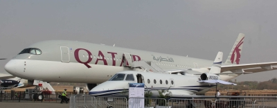 Qatar files complaint over Saudi threat to passenger flights