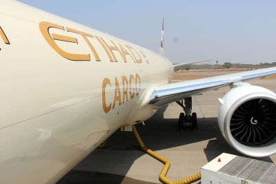 UAE s Etihad Airways, Chinese company ink cooperation deal